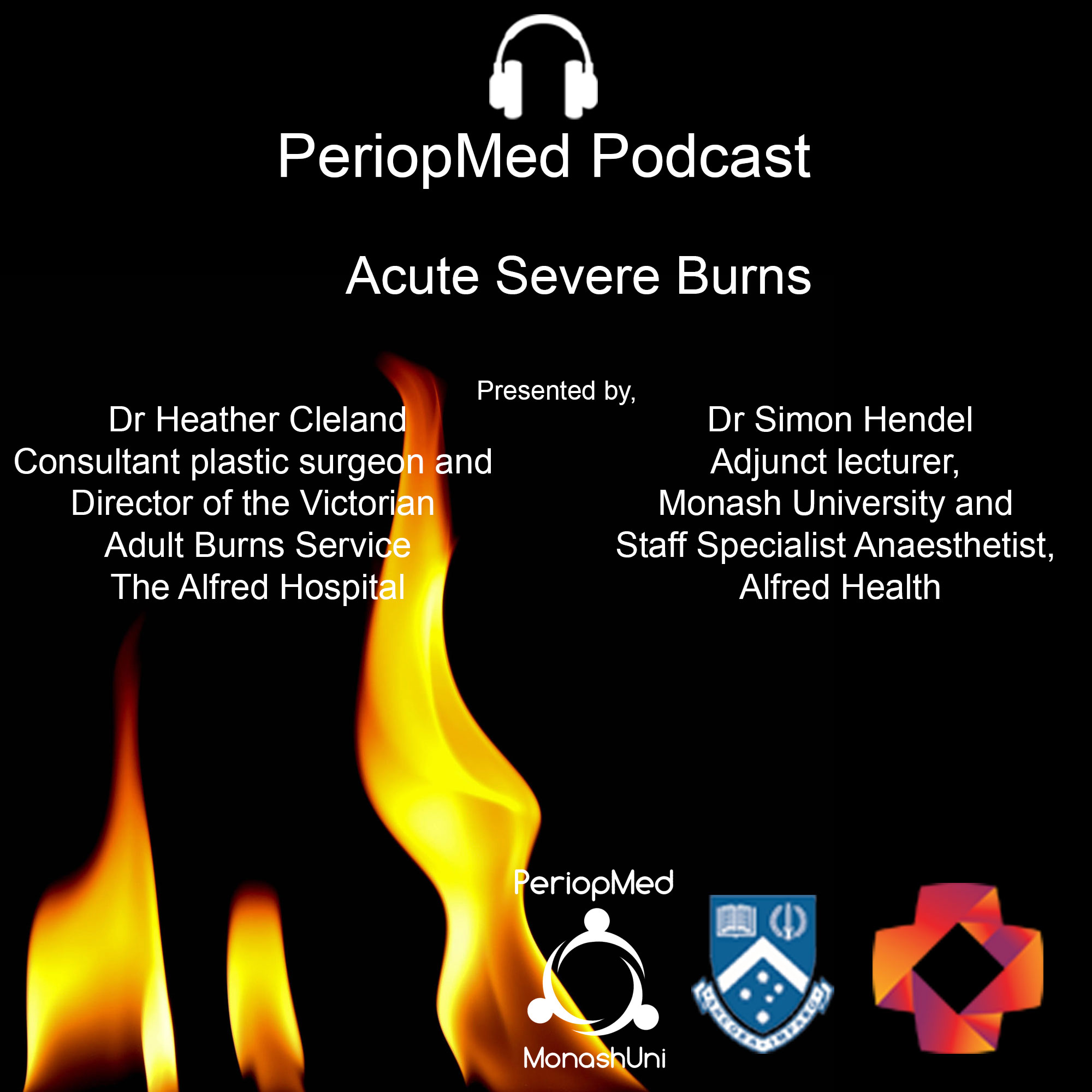 Acute Severe Burns